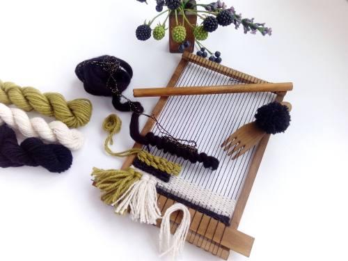 A Weaving Loom Kit.