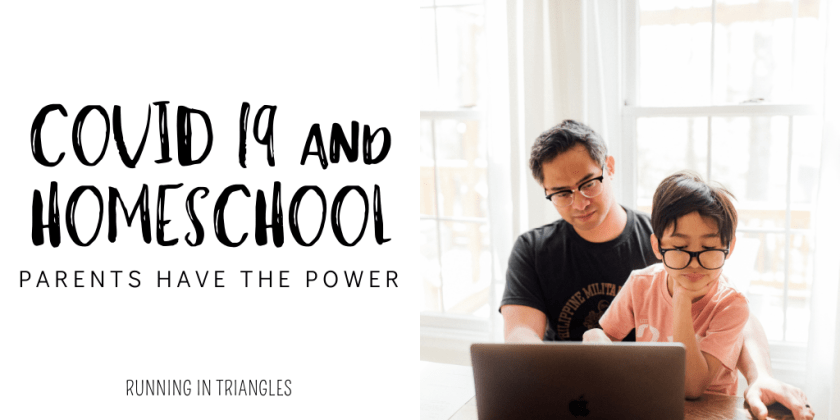 Covid 19 and Homeschool