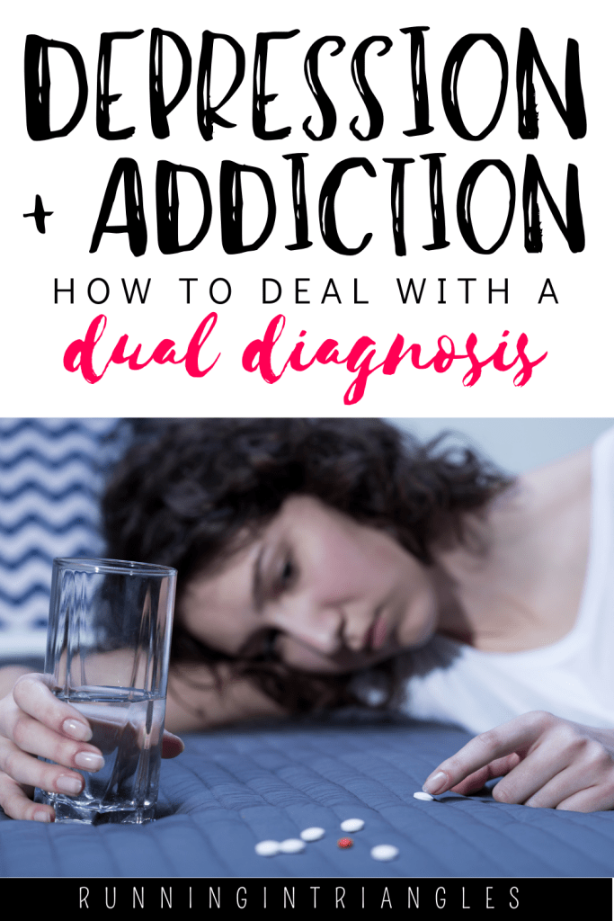 Depression and Addiction: How to Deal with a Dual Diagnosis