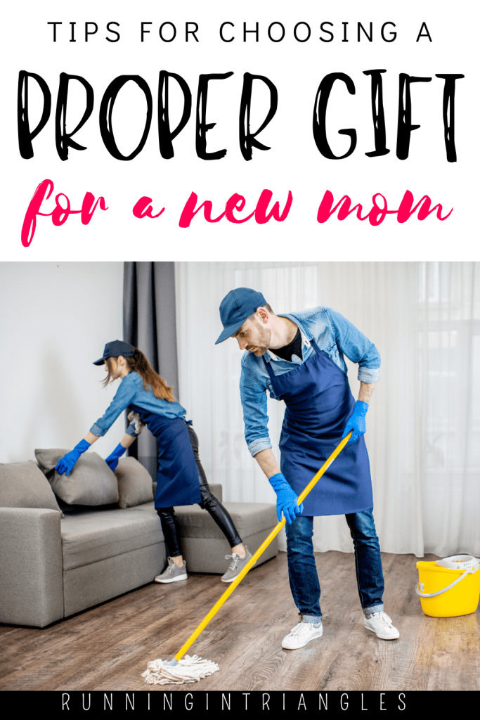 Tips for Choosing a Proper Gift for a New Mom