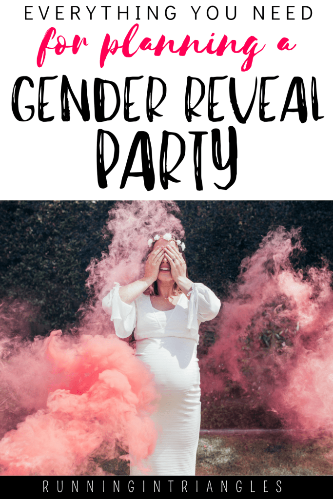 Everything You Need for Planning a Gender Reveal Party