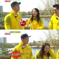 Gary devient jaloux de Jinwoon dans Running Man