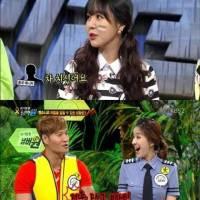Raina a déjà eu un accident avec Kim Jong Kook