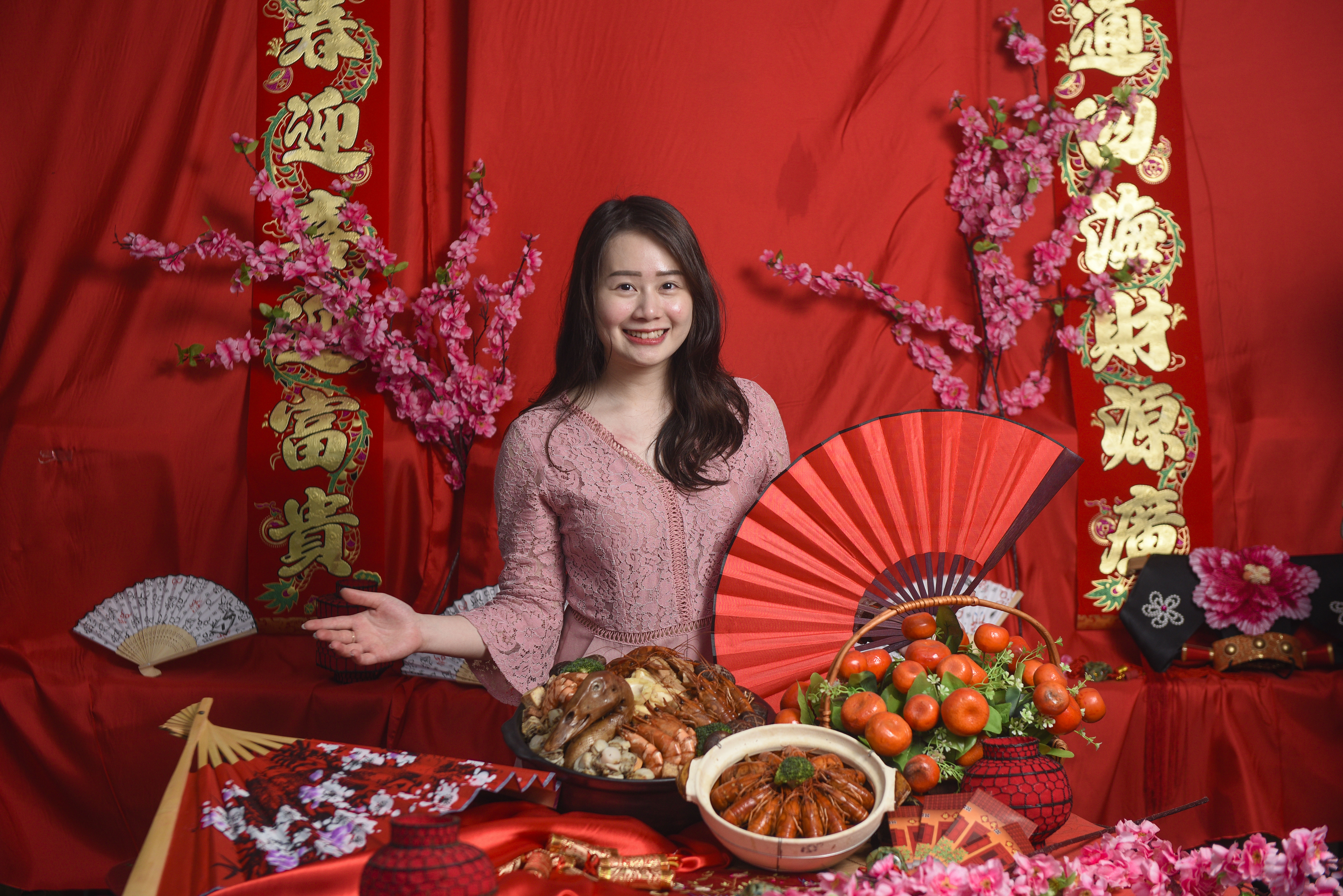 runningmen catering chinese new year 2021 cny poon choi with ambassador