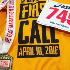 First Call Half Marathon