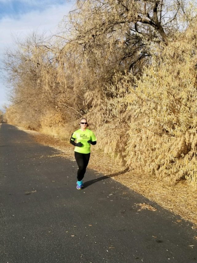 running cold weather utah