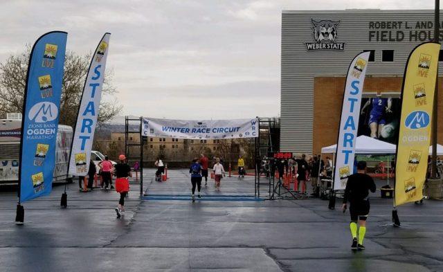 Ogden Striders 10 Mile Race Recap
