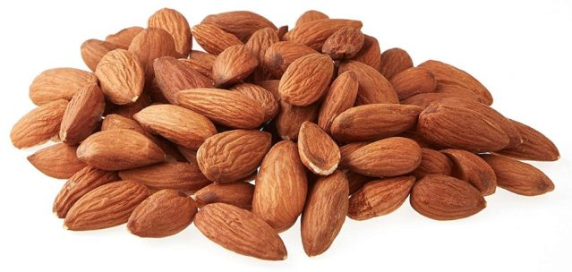 Almonds High Protein Snacks for Runners