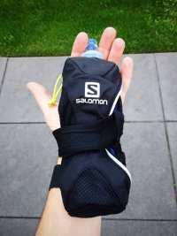 Salomon Park Hydro Handset - Bottom of Hand