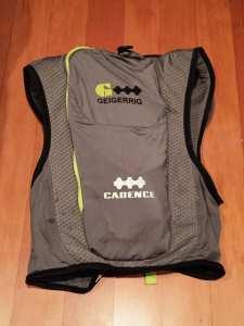 Geigerrig Cadence Race Vest - Back
