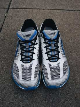 Altra Provision 2.0 - Front View