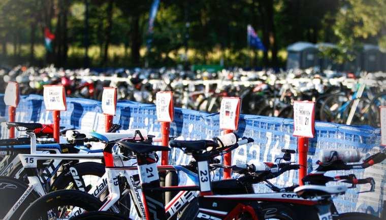 Portland Triathlon Diary Bike