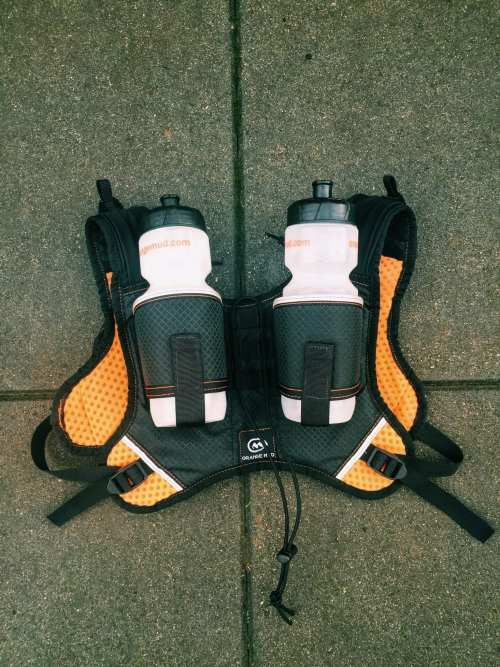 Orange Mud HydraQuiver VP2 - Back