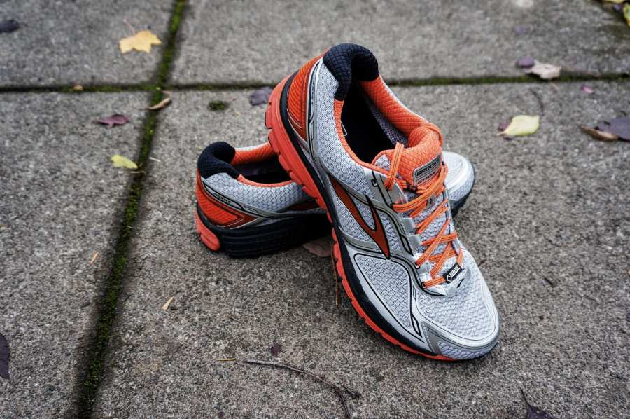 Brooks Ghost 8 GTX Review - Stacked