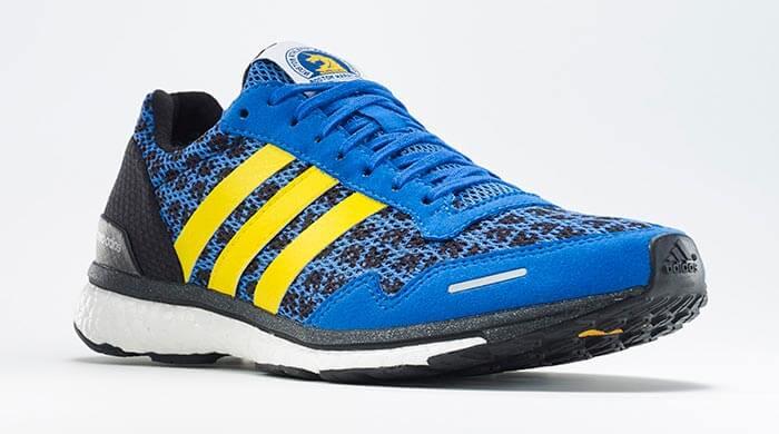 Boston Marathon 2016 Adidas