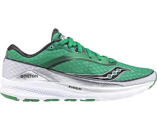 Boston Marathon 2016 Saucony Kinvara 7