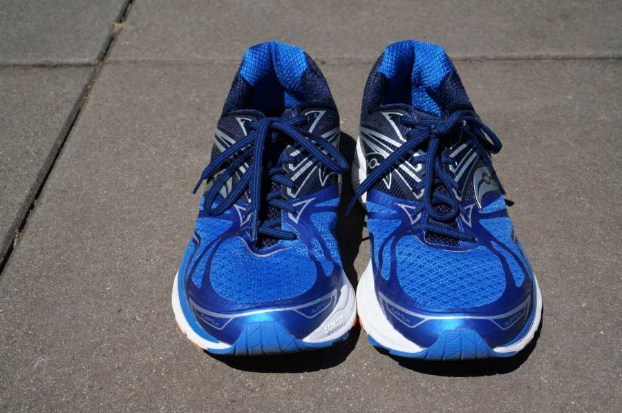 Saucony Ride 9 Front