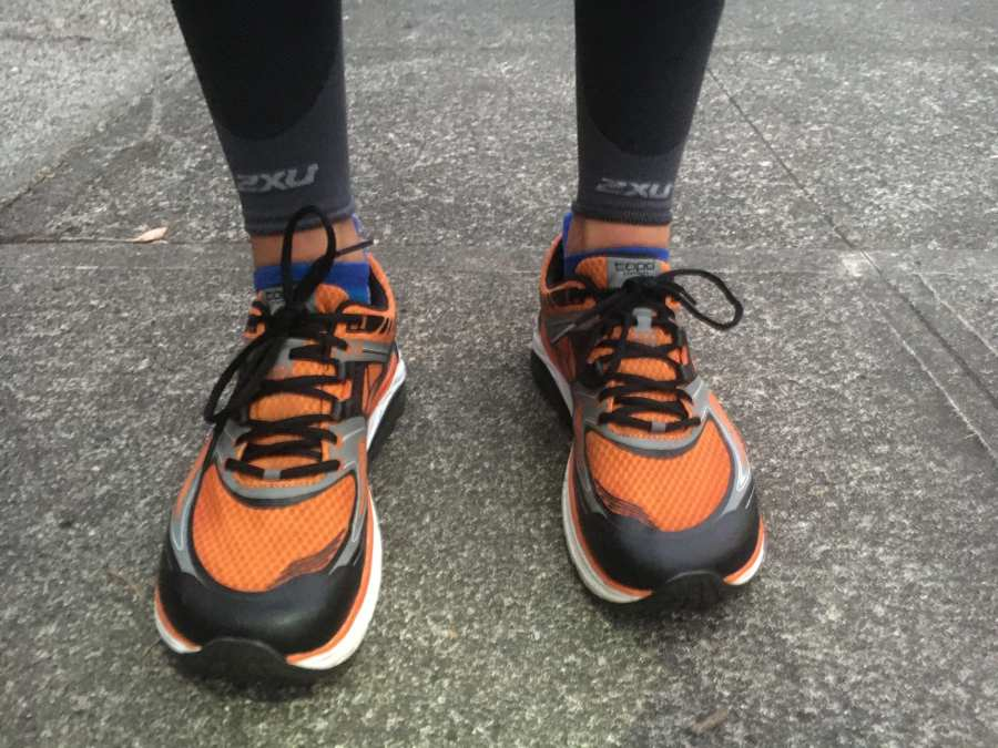 Topo Ultrafly Onfoot