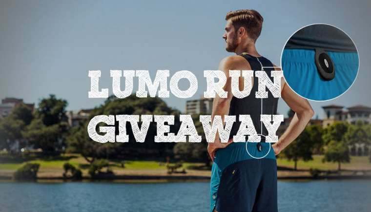 Lumo Run Featured Giveaway
