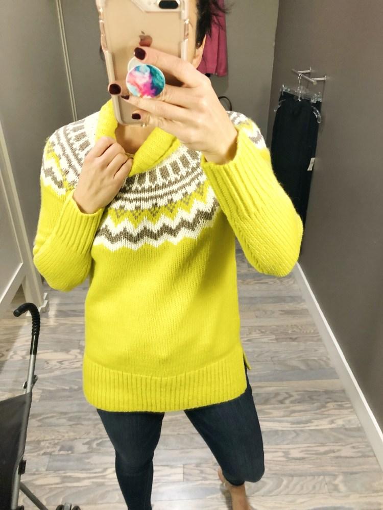 yellowloftsweater