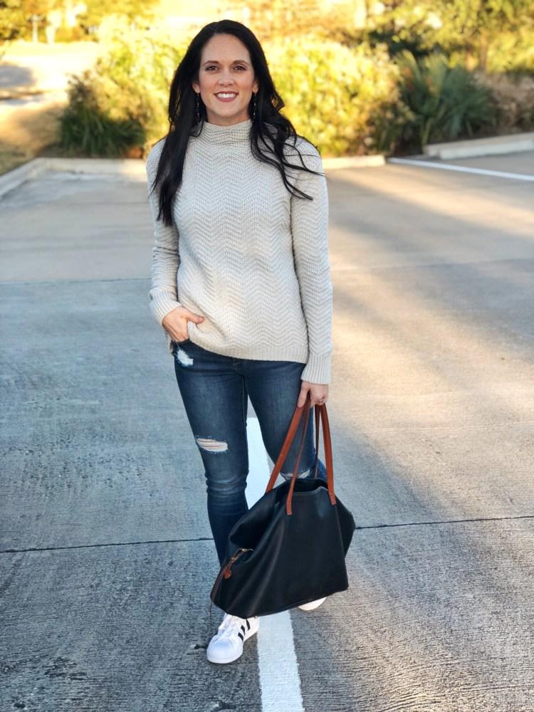 Adidas:Casual:GAP sweater