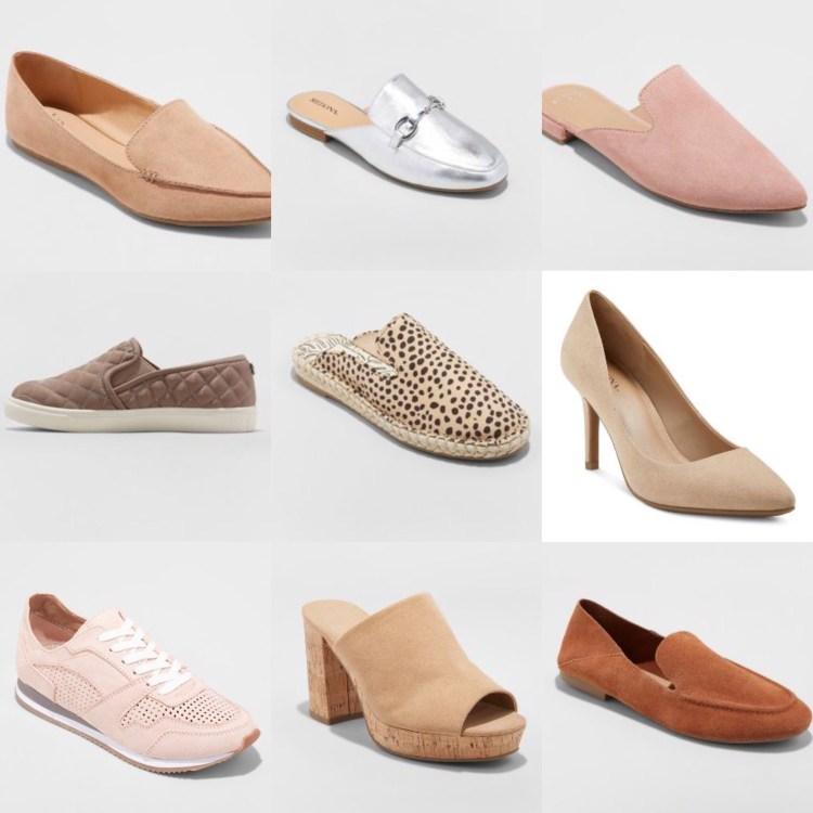 af3529f62b66e5 Target Spring Shoe Round-Up – Running On Clean