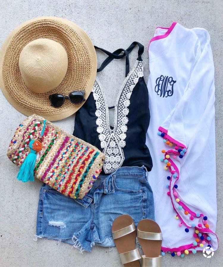 summerflatlay