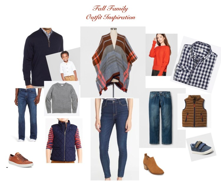 FAll Family outifts