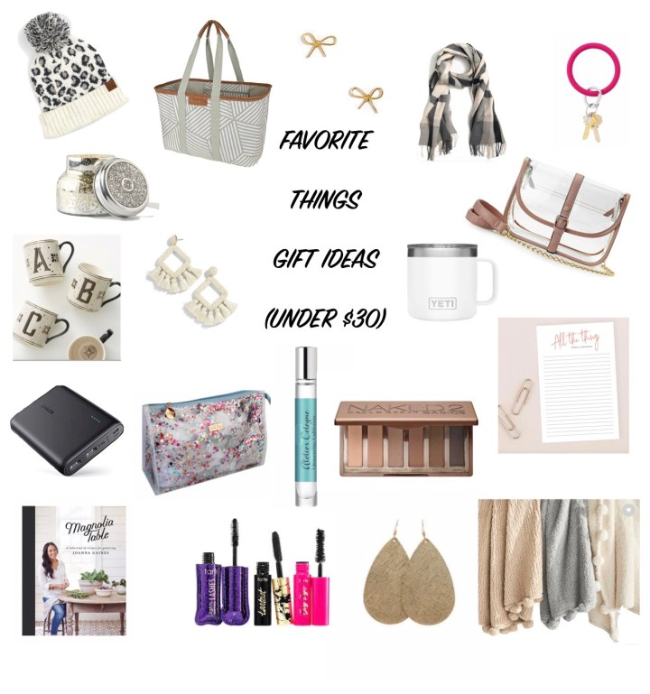 OCTOBER FAVORITES & FINDS + NEW GIFT GUIDES