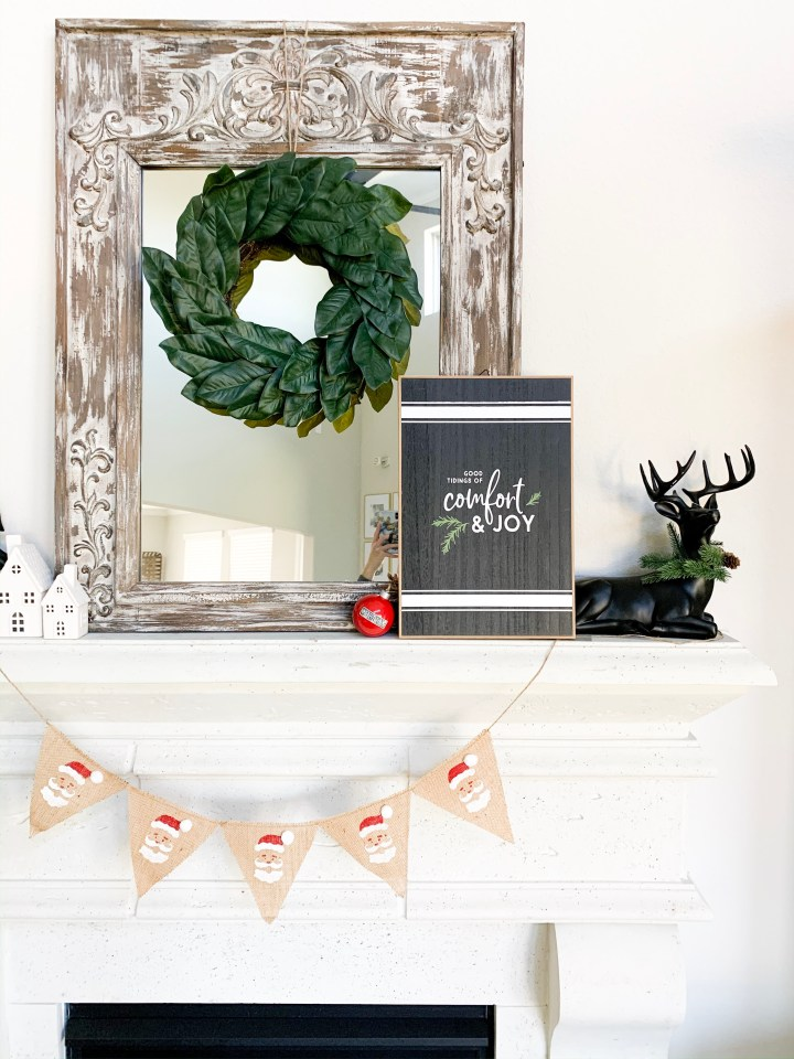 HOME FOR THE HOLIDAYS : AFFORDABLE CHRISTMAS DECOR