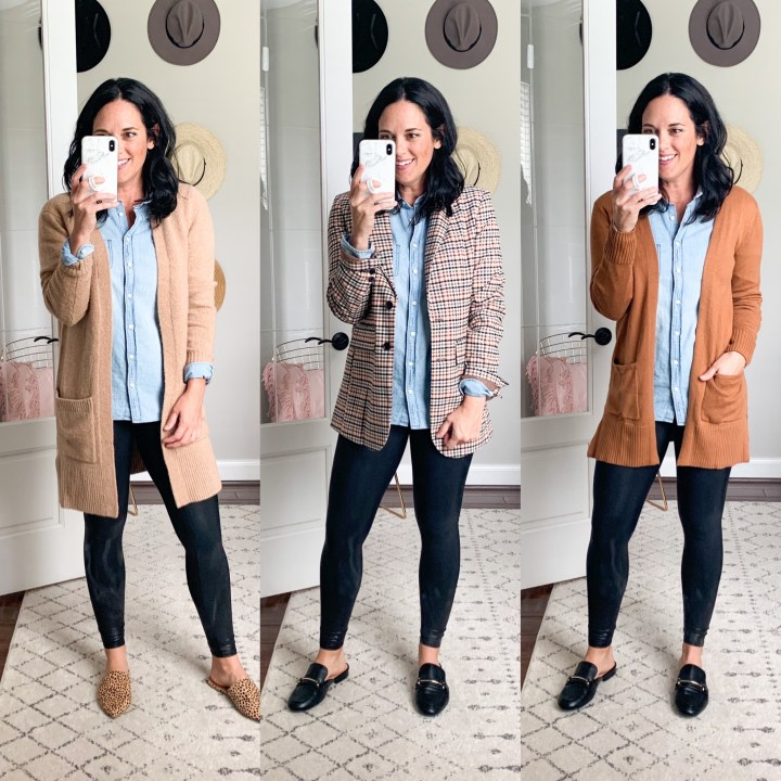 20+ WAYS TO STYLE FAUX LEATHER LEGGINGS