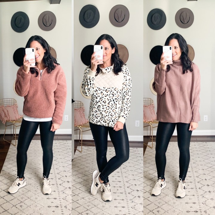 THANKSGIVING DAY OUTFITS | CASUAL TO DRESSY