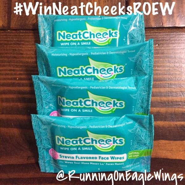 NeatCheeks Giveaway Instagram Image