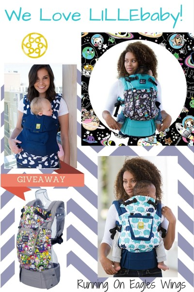 We love Lillebaby giveaway - Running On Eagles Wings