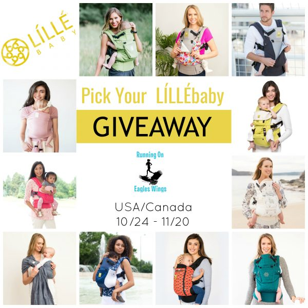 Pick your Lillebaby Giveaway