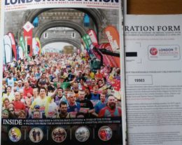 4 weeks to London Marathon