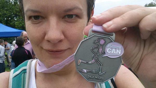 Women Can Marathon