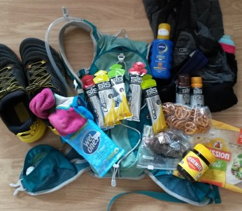 Chiltern Challenge Race Kit