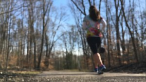 Running | Running on Happy