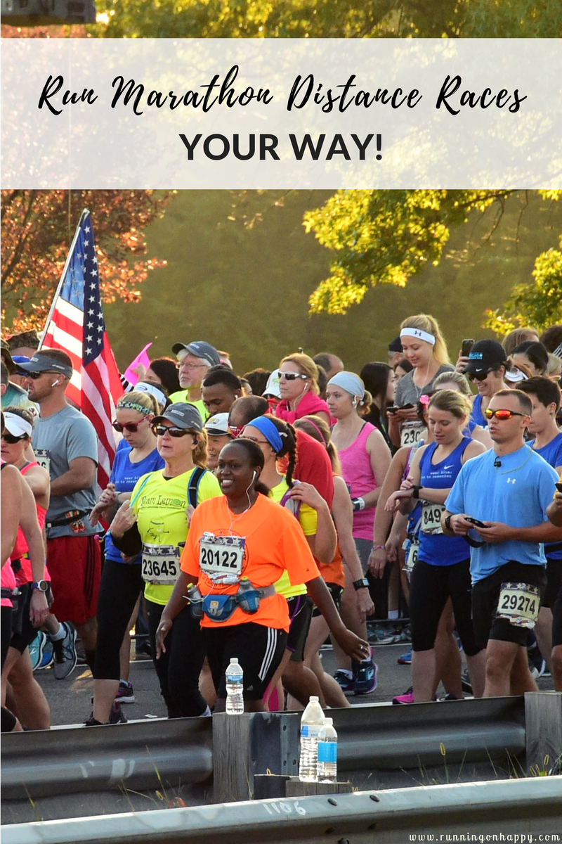 Marathon distance races can be overwhelming and intimidating. Are you ready to run a marathon? Read this first!