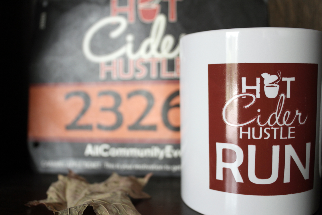 Hot Cider Hustle 5K: Review and Recap 2017 | Running on Happy