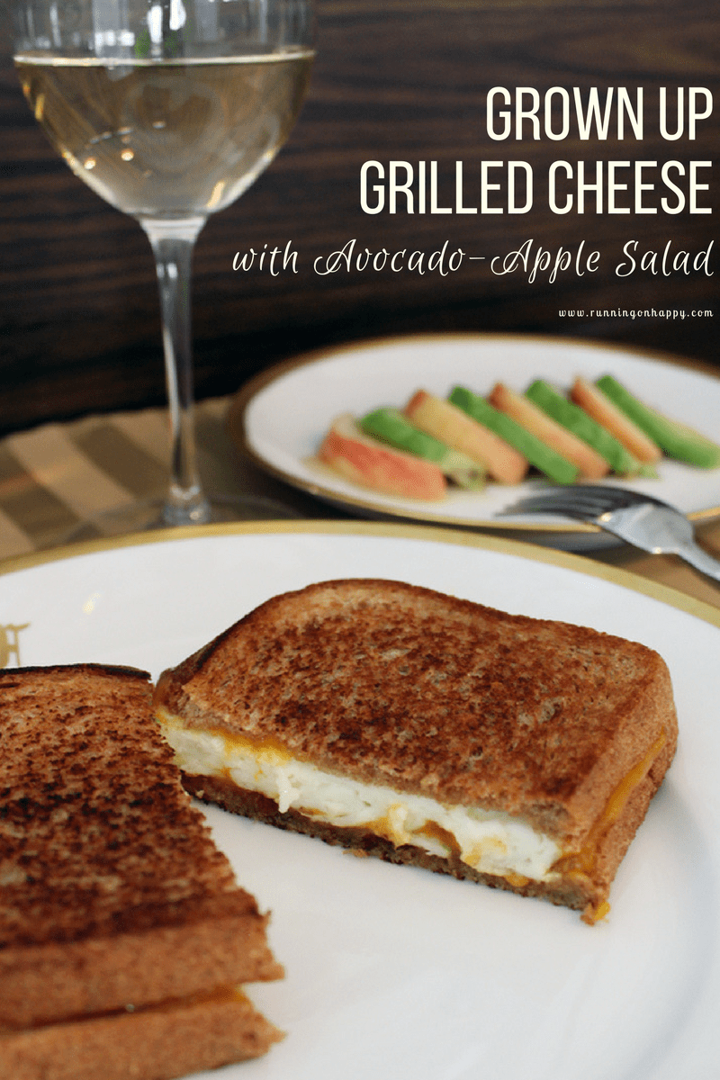 Did you know athletes require more protein than the average sedentary adult? Keep reading to learn about protein -- plus a recipe for protein-rich grown up grilled cheese! #ad
