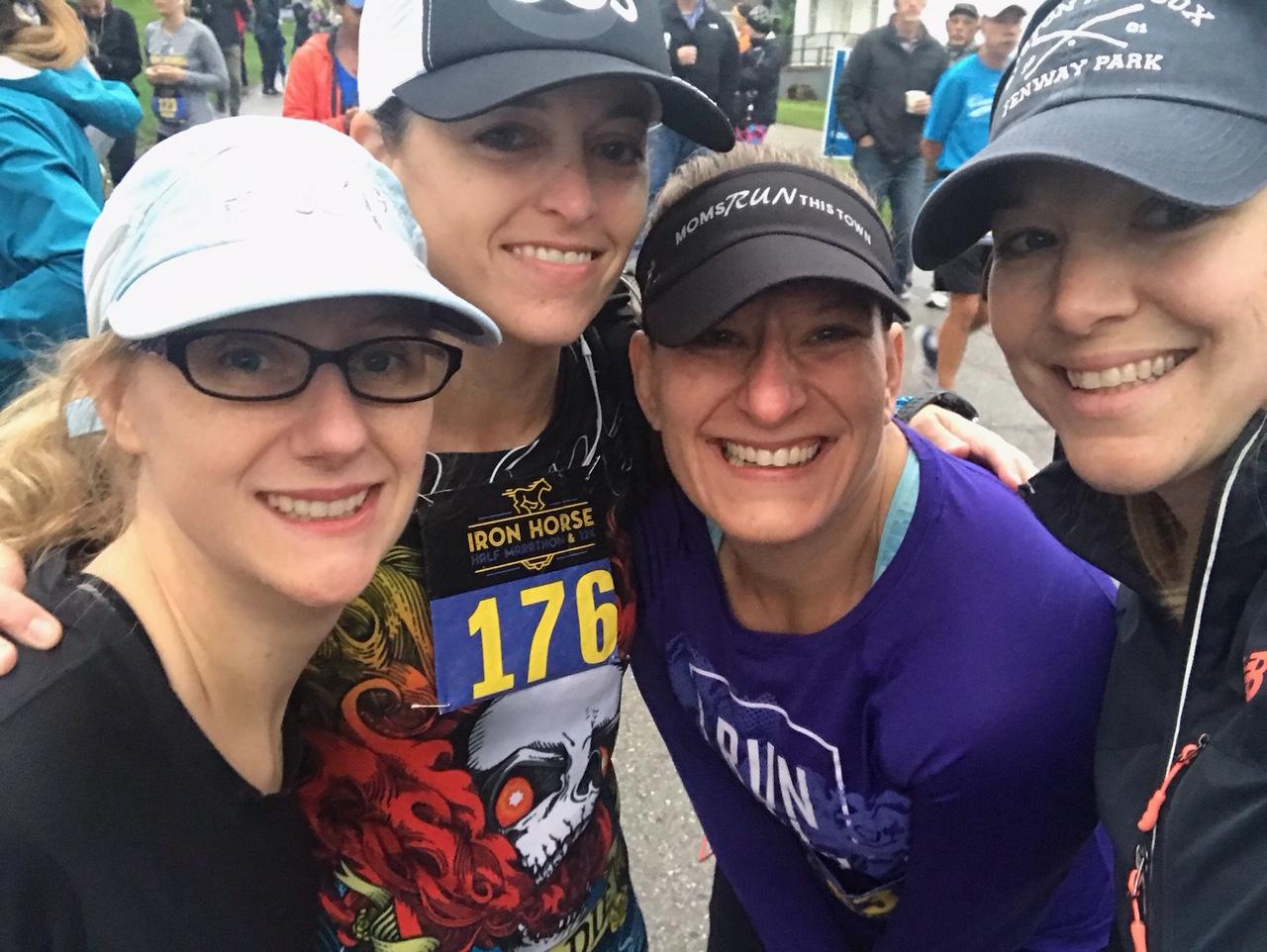 Iron Horse Half Marathon: Review and Recap 2018 | Running on Happy