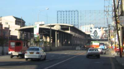 MRT Taft Ave. station