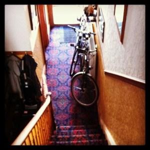 fietsen hallway