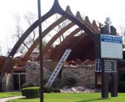 Kerk Hurricane Rita