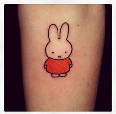 nijntje tattoo 2