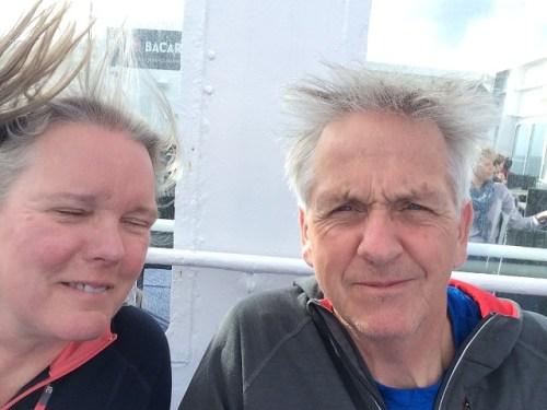 Peppi en Kokki en de wind fietsvakantie