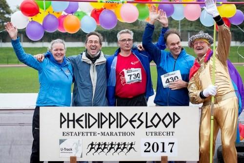Pheidippidesloop 2017