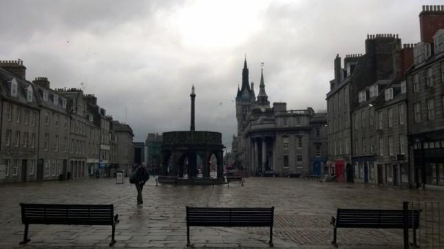 Aberdeen la grise
